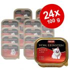 24 x 100 g Animonda vom Feinsten Gattini