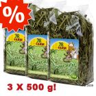 3 x 500 g  Avena Sativa JR Farm
