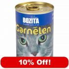 6 x 410g Bozita Canned Food - 10% Off!*