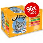 96 x 100g Catessy Pouches in Jelly - Mega Pack!*