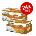 24 x 85 g Gourmet Gold assortito