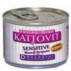 6 x 175 g Kattovit Sensitive Protein