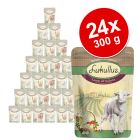 24 x 300 g Lukullus Pouches - Value Pack