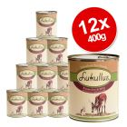 12 x 400 g Lukullus - Value Pack