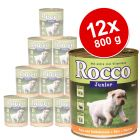12 x 800 g Rocco Junior