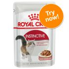 6 x 85g Royal Canin Wet Cat Food Pouches Trial Pack