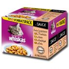 24 x 100 g Whiskas assortito