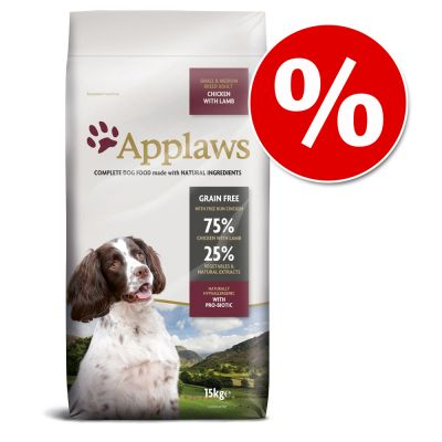 2 x 15 kg Applaws