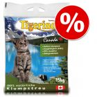 2 x 15kg Tigerino Canada Cat Litter