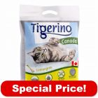 2 x 15kg Tigerino Canada Lemongrass Scented Cat Litter - Special Price!*