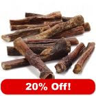 25 x Rocco Dried Pizzle Chews - 20% Off!*