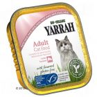 Yarrah Wellness Bio 6 x 100 g pour chat