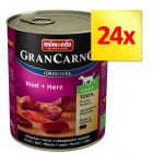 Zestaw Animonda GranCarno Original Adult, 24 x 800 g