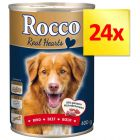 Zestaw Rocco Real Hearts, 24 x 400 g