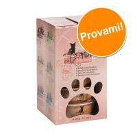 Set prova! catz finefood Filetti 6 x 85 g