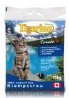 Tigerino arena de bentonita para gatos