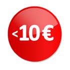 Tarvikkeet alle 10 EUR - koirille