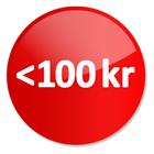 Tillbehör under 100 kr - för hundar