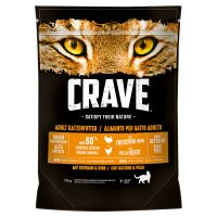 Crave Adult Turkey & Chicken Dry Cat Food