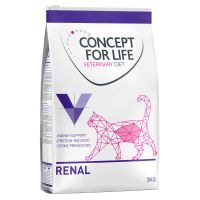 Concept for Life Veterinary Diet Renal