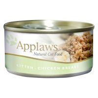 Applaws Kitten konzervy 6 x 70 g