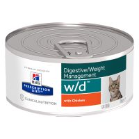 Hill´s Prescription Diet Feline W/D Kattenvoer met Kip