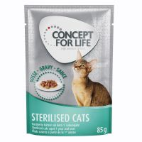 Concept for Life Sterilised Cats - in salsa