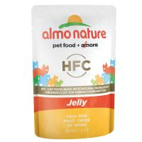 Almo Nature HFC Jelly  6 x 55 g pour chat