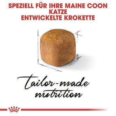 ... Royal Canin Feline Health Nutrition Source · Zur Unterst tzung der Maul und Zahnhygiene ben tigen Maine Coon Welpen eine spezielle Krokette die