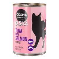 Cosma Thai/Asia in Jelly 6 x 400g