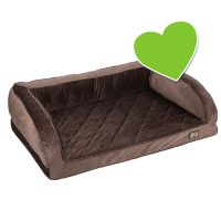 zoolove Wellness Snuggle Sofa - Brown