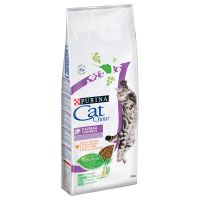 Cat Chow Adult Special Care Hairball Control rico en pollo