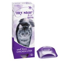 My Star is a Diva - Kiplever Kattenvoer
