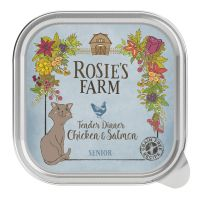 Rosie's Farm Senior Tender Dinner with Chicken & Salmon