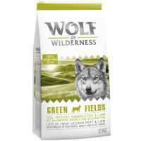 Wolf of Wilderness Green Fields, agneau pour chien