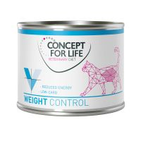 Concept for Life Veterinary Diet Weight Control Kattenvoer