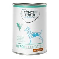 Concept for Life Veterinary Diet Hypoallergenic, kangur