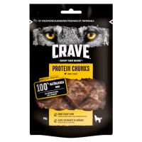 Crave Protein Chunks snacks para perros