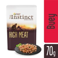 True Instinct High Meat Fillets 8 x 70 g para gatos