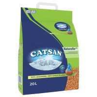 Lettiera Catsan Naturelle Plus