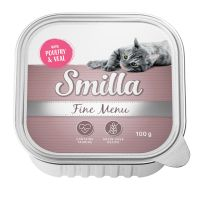 Smilla Fine Menu, 8 x 100 g
