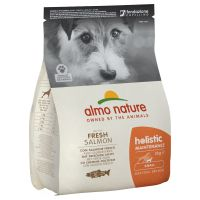 Almo Nature Holistic Adult Small Laks & Ris