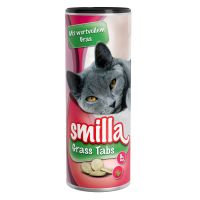 Smilla Grass Bits snacks de erva para gatos