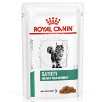 Royal Canin Satiety Weight Management Veterinary Diet per gatti