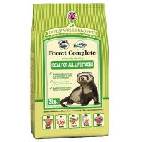 James Wellbeloved Ferret Complete para hurones
