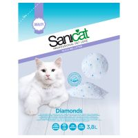 Lettiera Sanicat Diamonds