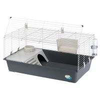 Ferplast Rabbit and Guinea Pig Cage 100