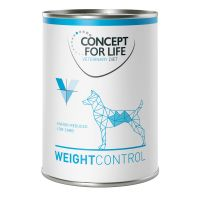 Concept for Life Veterinary Diet Weight Control pour chien