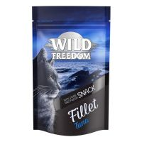 Wild Freedom Snack Filete de atún para gatos