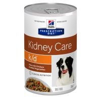 Hill's Prescription Diet k/d Kidney Care gulasz, kurczak